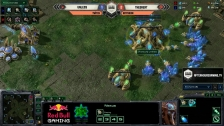AHGL Season 3 - StarCraft 2 B League Semifinals Twitch vs Raytheon G4
