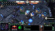 AHGL Season 3 - StarCraft 2 B League Semifinals Twitch vs Raytheon G6