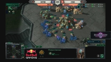 AHGL Season 3 Finals - SCII Grand Finals - Microsoft vs Amazon - G1