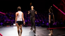 TED: Wayne McGregor: A choreographer's creative process in real time - Wayne McGregor (2012)