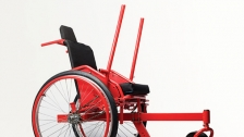TED: Amos Winter: The cheap all-terrain wheelchair - Amos Winter (2012)