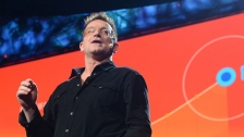 TED: Bono: The good news on poverty (Yes, there's good news) -  Bono (2013)