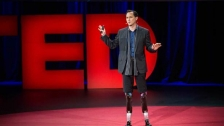 TED: Hugh Herr: The new bionics that let us run, climb and dance - Hugh Herr (2014)