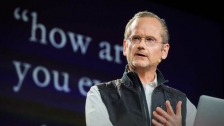 TED: Lawrence Lessig: The unstoppable walk to political reform - Lawrence Lessig (2014)