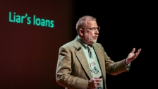 TED: William Black: How to rob a bank (from the inside, that is) - William Black (2013)