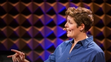 TED: Sally Kohn: Don't like clickbait? Don't click - Sally Kohn (2014)
