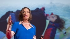 TED: Melissa Fleming: Let's help refugees thrive, not just survive - Melissa Fleming (2014)