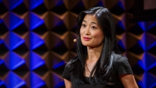 TED: Joy Sun: Should you donate differently? - Joy Sun (2014)